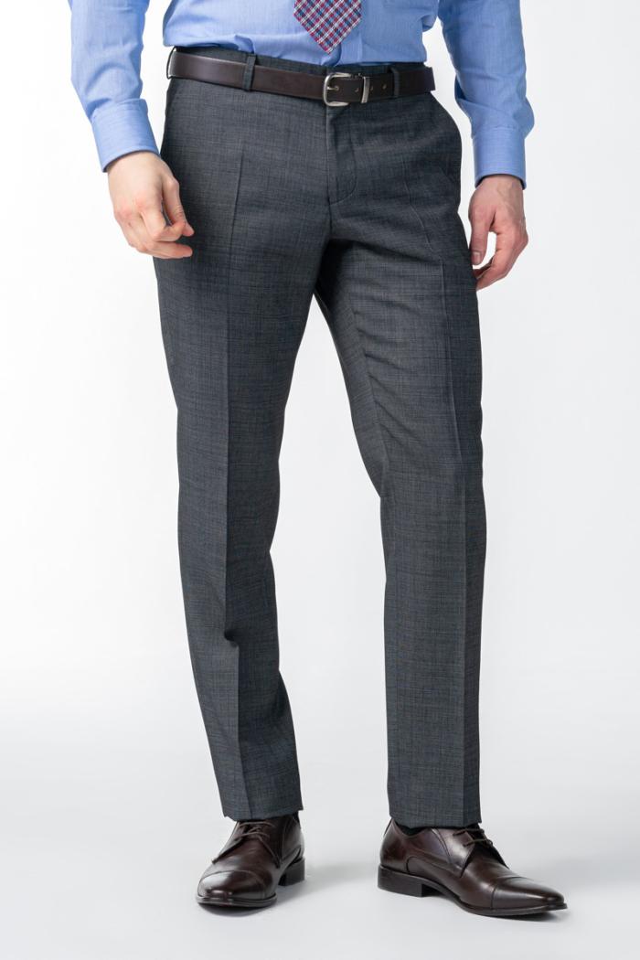 Varteks Muške sive hlače s antivirusnom zaštitom