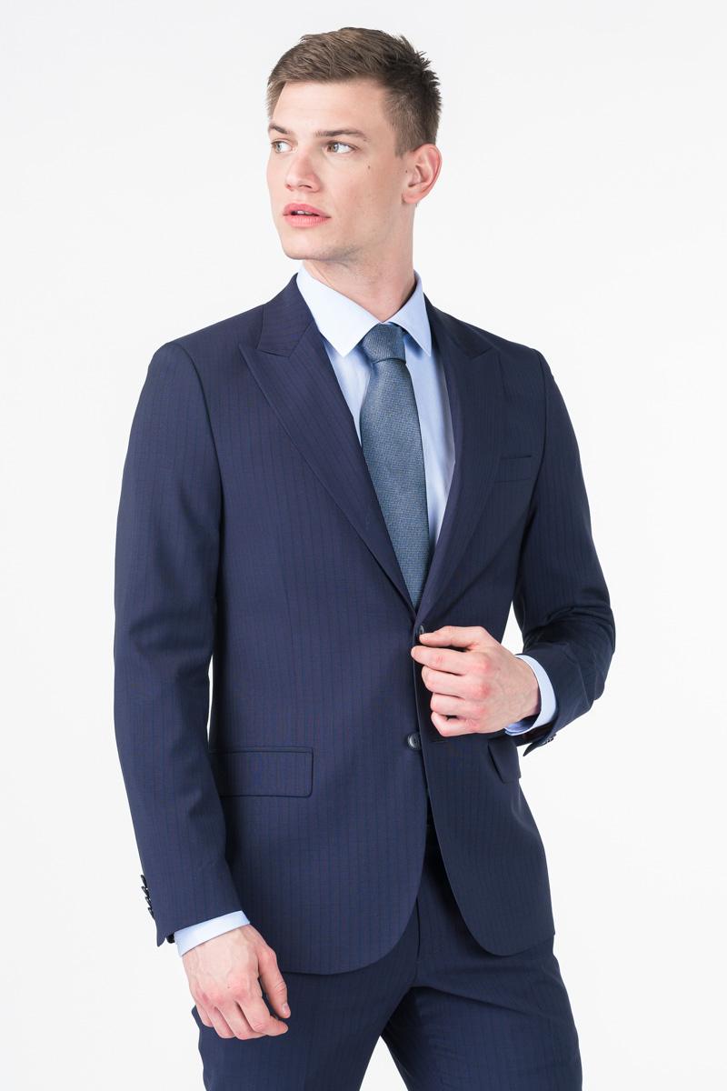 Varteks Mornarsko plavi muški sako od odijela - Slim fit