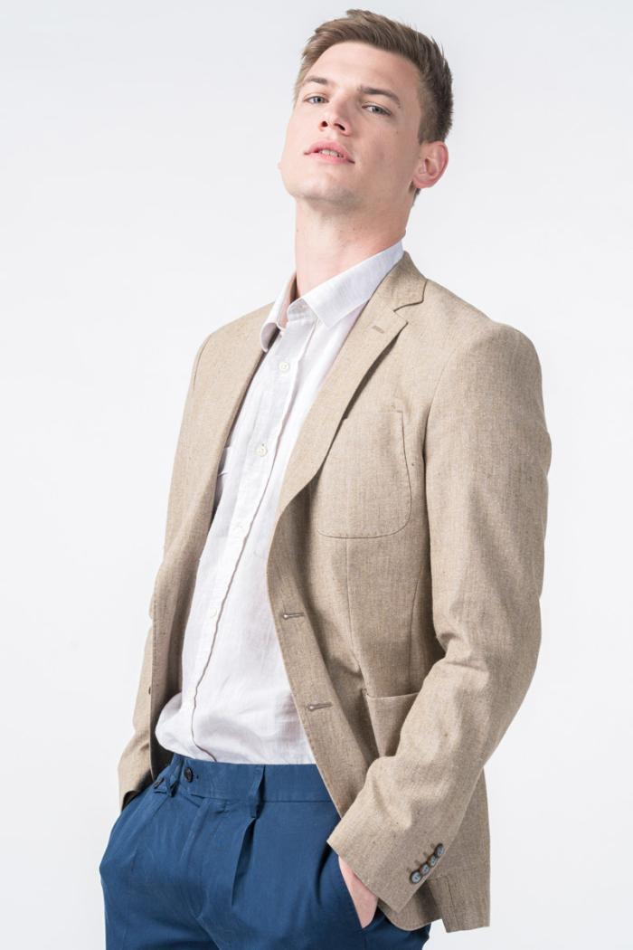 Varteks Lagani muški casual sako - Slim fit