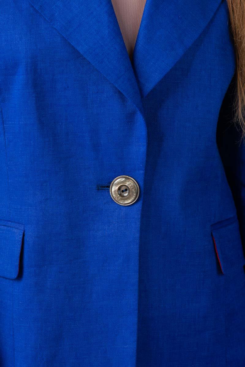Varteks Ženski indigo plavi sako