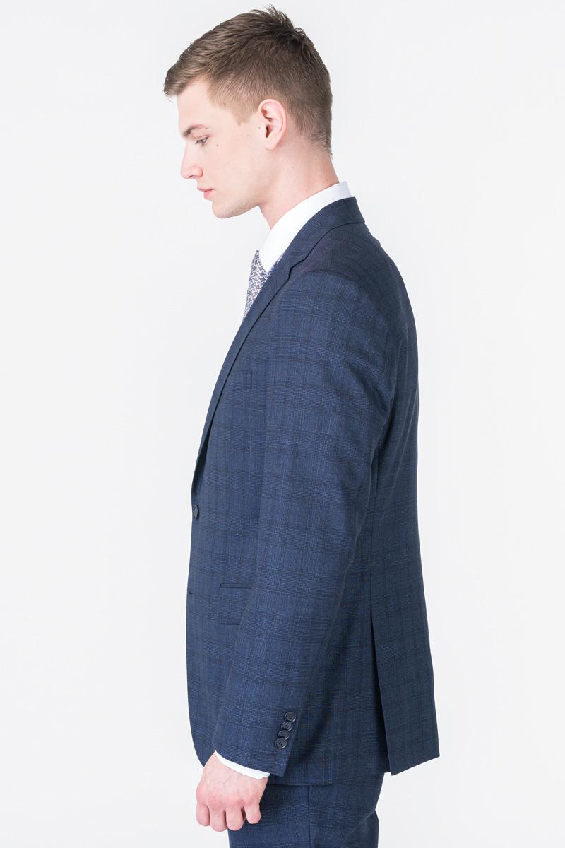 Limited Edition - Decentno karirani sako od odijela - Regular fit