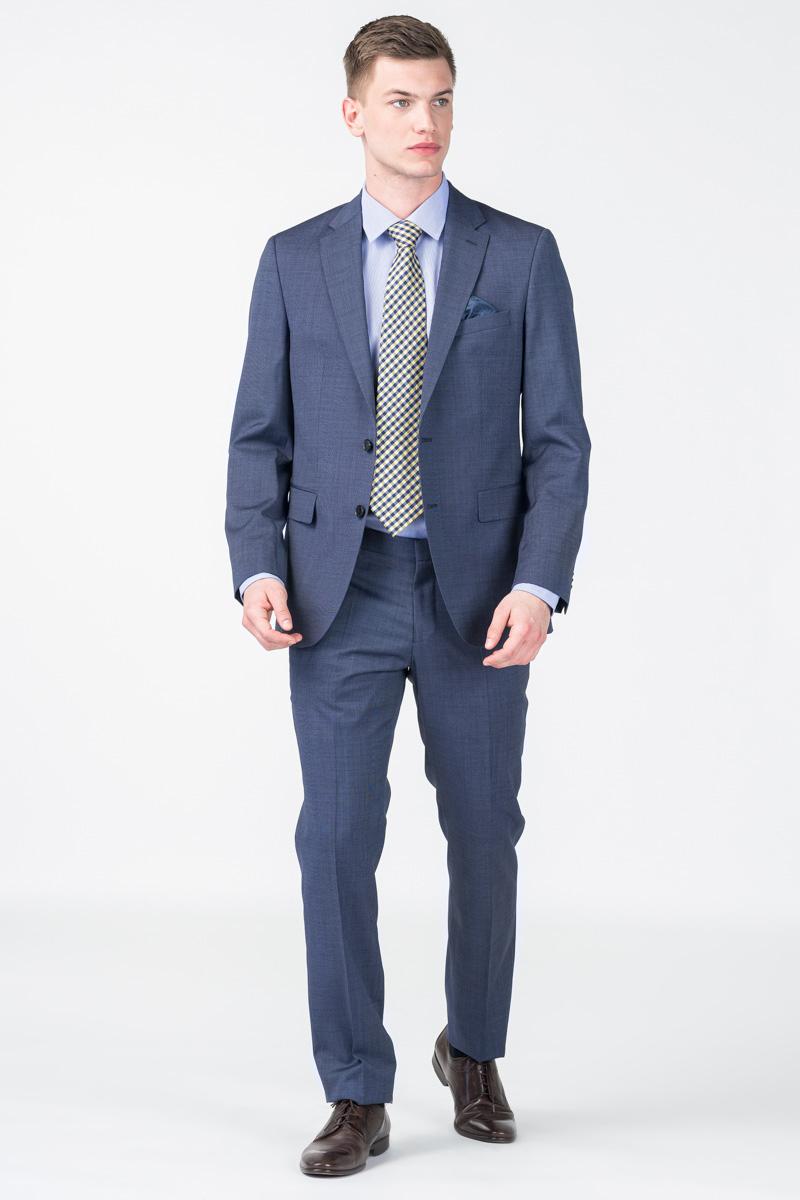 Varteks Tamno plavi muški sako od odijela - Super 100's - Regular fit
