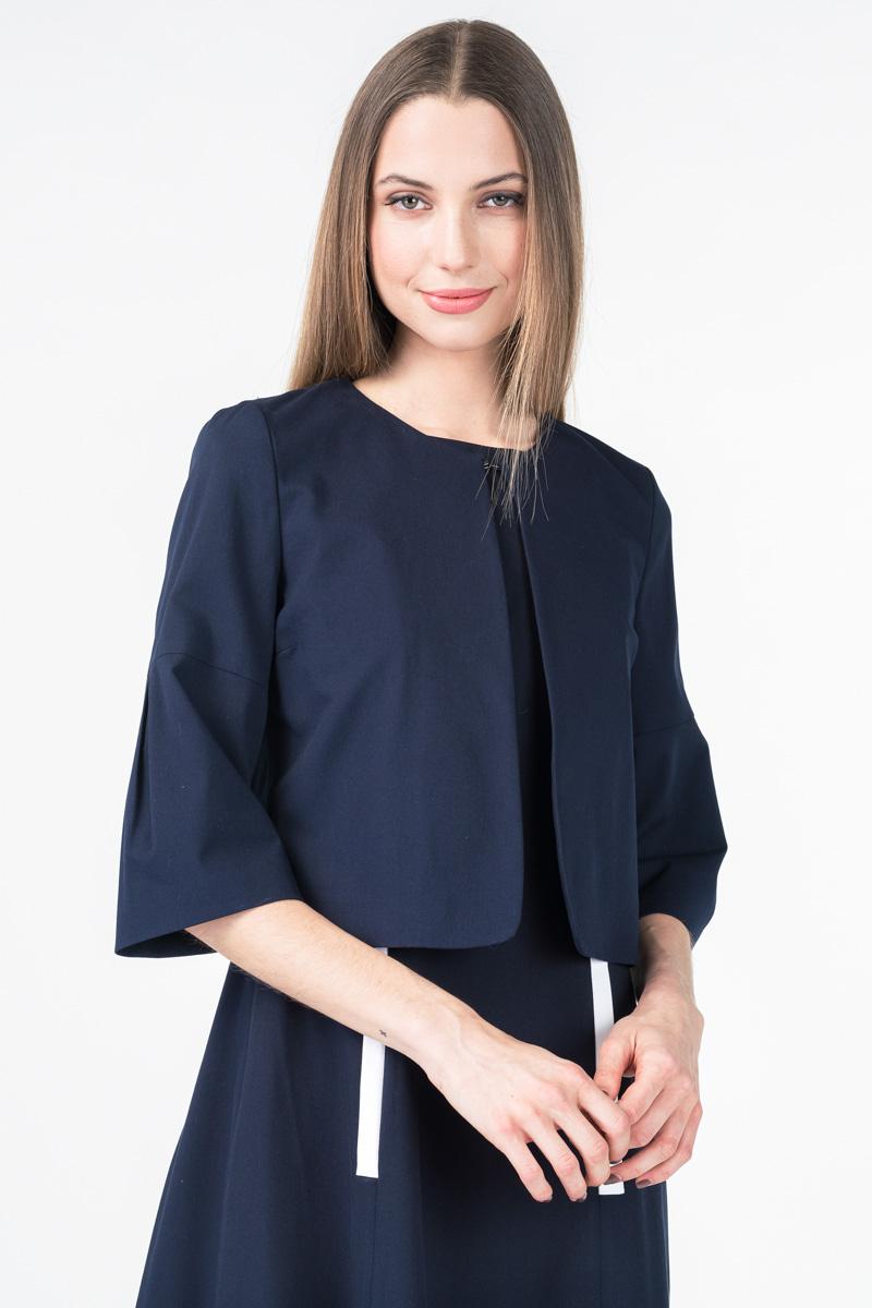 Varteks Women's navy blue bolero