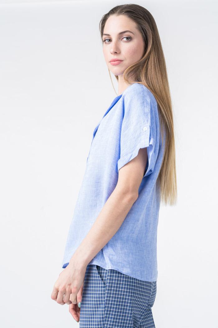 Varteks Ženska košulja kratkih rukava u dvije boje