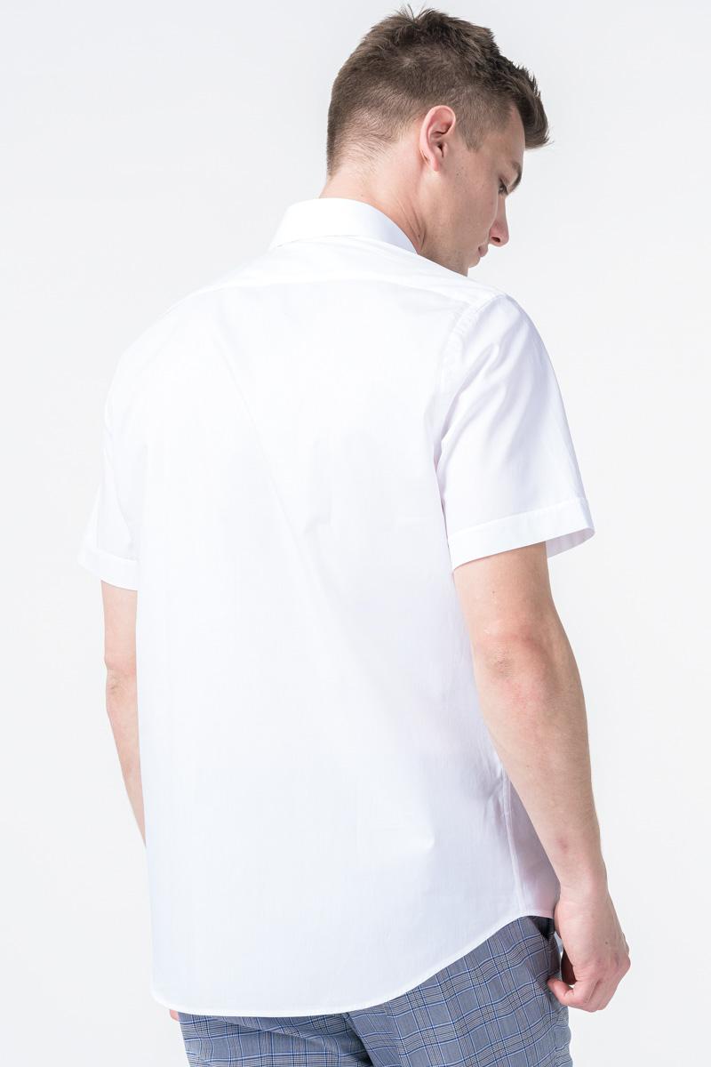 Varteks Bijela muška košulja kratkih rukava