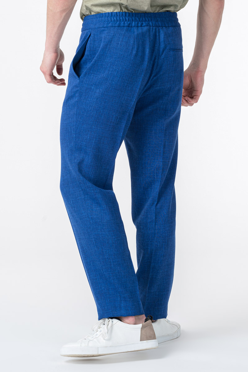 Varteks YOUNG - Men's trousers in two colors - Slim fit